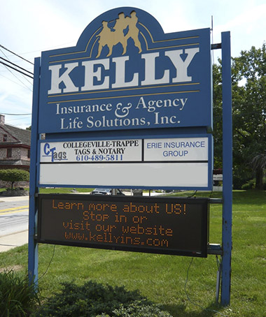 Workers Compensation Insurance, Business Insurance, Commercial Insurance for Collegeville PA by Kelly Insurance